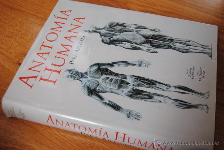 anatomia humana para artistas - Comprar Libros sin clasificar en ...
