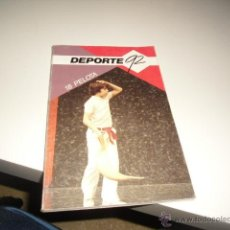 Libros: DEPORTE 92 18 PELOTA BAL-28. Lote 42033096