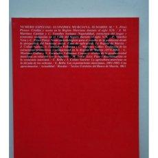 Libros: AREAS : REVISTA DE CIENCIAS SOCIALES. -- Nº 8 (1987). Lote 42081044