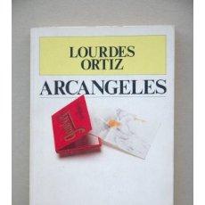 Libros: ARCANGELES - ORTIZ, LOURDES. Lote 42081509