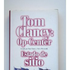 Libros: OP-CENTER. ESTADO DE SITIO - CLANCY, TOM. Lote 42119372