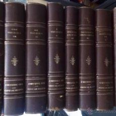 Libros: LES THIBAULT. ROGER MARTIN DU GARD. 8 VOLUMES. ANDRÉ SAURET, ÉDITEUR. PARIS 1960. Lote 42276387