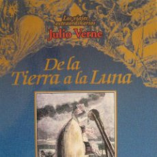 Libros: JULIO VERNE / DE LA TIERRA A LA LUNA / (REF: 2557-X). Lote 42449192