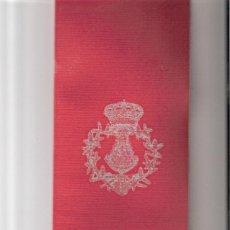 Libros: LIBRETO PROGRAMA DE ACTOS - MONUMENTO A LA VIRGEN DEL ROCIO - RONDA. Lote 42466360