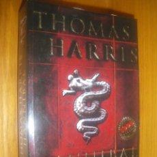Libros: HANNIBAL. THOMAS HARRIS. EDITORIAL GRIJALBO. Lote 42903415