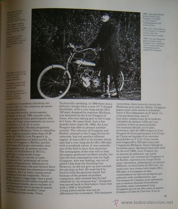 Libros: PIERO CASUCCI. Armand Peugeot. RM65762. - Foto 4 - 43771478