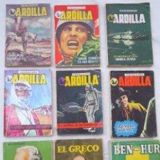 Libros: L- 1226. COLECCION ARDILLA Y ENCICLOPEDIA PULGA. LOTE DE 10 LIBRITOS. AÑOS 50 Y 60.. Lote 44003809