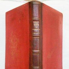 Libros: LIBRO GUIA DE MAQUINISTA Y FOGONERO DE FERROCARRIL,AÑO 1917,LINEA OLOT A GERONA,TRENES-TREN DE VAPOR. Lote 44190924