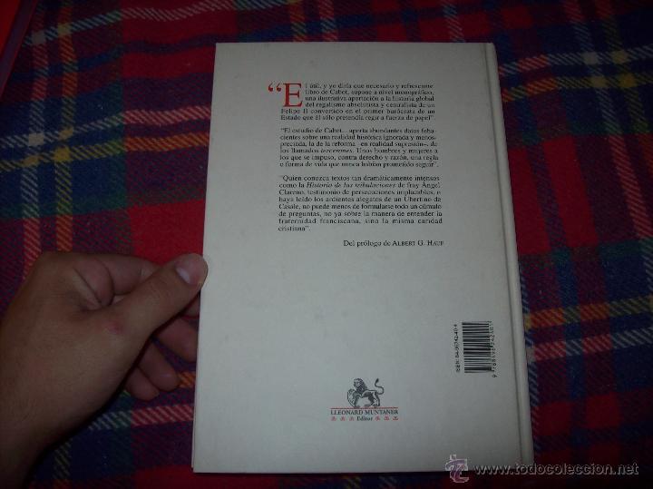 Libros: FELIPE II.SEÑOR DE CUERPOS Y ALMAS.SALVADOR CABOT. LLEONARD MUNTANER,ED. 1ª EDICIÓN .2005. UNA JOYA! - Foto 24 - 64423906