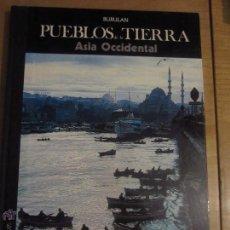 Burulan libros de la tierra Asia Occidental