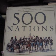 Livres: 500 NATIONS. Lote 45167284