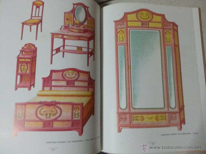Libros: MUEBLES ANTIGUOS - MAGNIFICO LIBRO EL MUEBLE Y SUS ESTILOS MARAVILLOSAS LAMINAS EL EBANISTA MODERNO - Foto 5 - 45190768