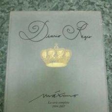 Libros: DIARIO REGIO - MAXIMO SAN JUAN. Lote 45220936