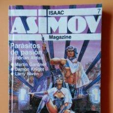 Libros: ISAAC ASIMOV MAGAZINE, Nº 7 - DIVERSOS AUTORES. Lote 195059795