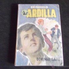 Libros: ENCICLOPEDIA PULGA-V25-105X75MM-COLECCION ARDILLA-DOMINGO SAVIO-90 PAG-1958-. Lote 45541003