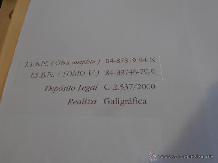 Libros: MARCAS DE AGUA EN DOCUMENTOS DE LOS ARCHIVOS DE GALICIA SIGLO XVIII, TOMO V - Foto 4 - 45581218