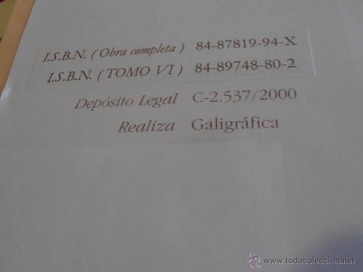 Libros: MARCAS DE AGUA EN DOCUMENTOS DE LOS ARCHIVOS DE GALICIA SIGLO XVIII, TOMO VI - Foto 5 - 45581399