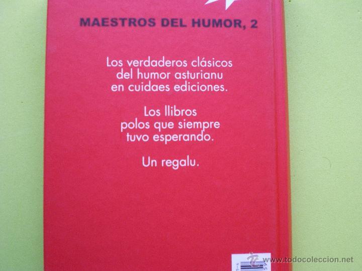 Libros: ASTURIANAES. FABRICIO/ (Fabriciano González) ASTURIAS PEPETO - Foto 2 - 45646245