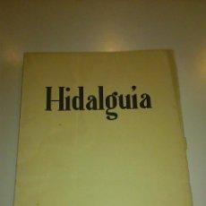 Libros: HIDALGUIA LA REVISTA DE GENEALOGIA NOBLEZA Y ARMAS. AÑO XIII JULIO-1965. #71. Lote 45745577