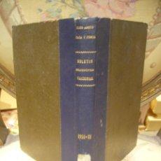 Libros: BOLETIN COLOMBOFILO NACIONAL AÑOS 1.950-51. . Lote 45902640