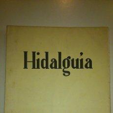 Libros: HIDALGUIA LA REVISTA DE GENEALOGIA NOBLEZA Y ARMAS. AÑO XI. MAYO-JUNIO. 1963 # 58. Lote 45950870