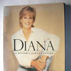 Libros: DIANA DE GALES LA HISTORIA JAMÁS CONTADA REVISTA PRONTO COLECCIÓN 17 FASCÍCULOS Y CARPETA. Lote 46258677