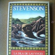 Libros: LA ISLA DE LAS VOCES,EL ARCA PERDIDA.. Lote 46771865