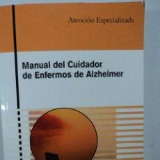 Manual del cuidador de Enfermos de Alzheimer