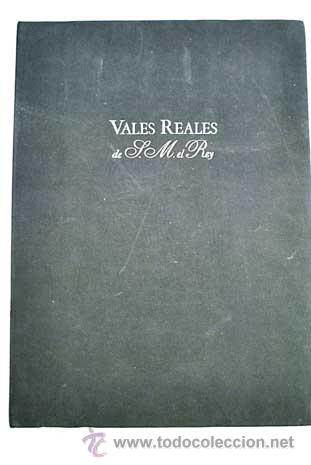 VALES REALES DE S.M. EL REY, 1795-1799 (Libros sin clasificar)