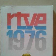 Libros: RTVE 1976 - GRAN FORMATO 20X23 - NOVOGRAPH, 1976. Lote 47309925