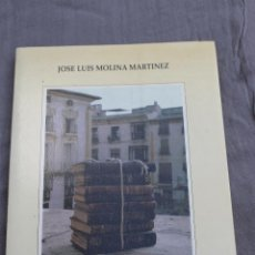 Libros: LIBRO DE TITULO NARRATIVA DE AUTOR LORQUINO (1884-1991) DE JOSE LUIS MOLINA MARTINEZ. Lote 47425753