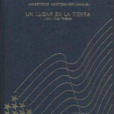 Libros: UN LUGAR EN LA TIERRA - DOS PASSOS,JOHN. Lote 245133210