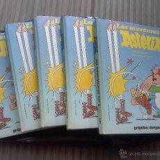 Libros: 5 TOMOS ASTERIX. Lote 175006563