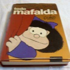Libros: TODO MAFALDA, QUINO. Lote 48025067