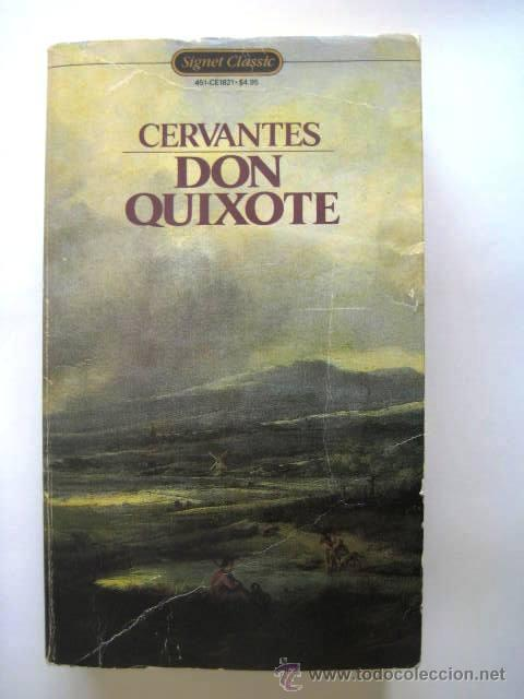 Don Quijote De La Mancha En Ingles Don Quixote Sold Through Direct Sale 48184191