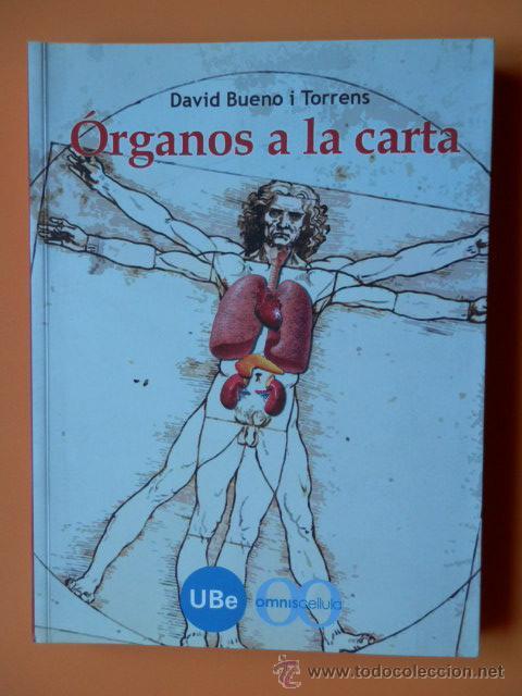 órganos a la carta. células madre, clonación te - Comprar Libros sin ...