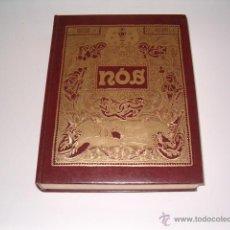 Libros: NÓS. BOLETÍN MENSUAL DA CULTURA GALEGA (FACSÍMIL).TOMO III. NÚMEROS 49-72. AÑOS 1928-1929. RM68568. . Lote 48519484