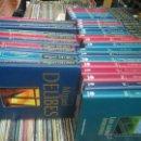 Libros: COLECCION 36 LIBROS DE MIGUEL DELIBES,PLANETA DEAGOSTINI,PASTA DURA CON SOBRE CUBIERTA.. Lote 48809450