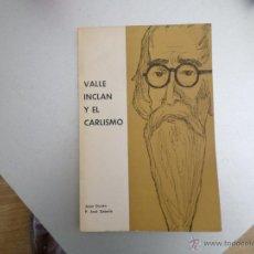 Libros: VALLE INCLAN Y EL CARLISMO. Lote 49092133