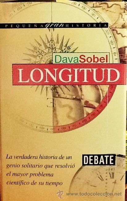 Longitud. dava sobel - Vendido en Venta Directa - 49400859