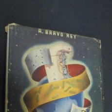 Libros: HIPERMICROSCOPIO.PROYECCIÓN DE MUNDOS INVISIBLES. A. BRAVO REY. EDITORIAL DOSSAT. 1944.. Lote 49509600