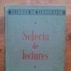 Libros: LES PLANTES, ELS ANIMALS, ELS ELEMENTS / ARTUR MARTORELL / 2ª EDICIÓN 1935 / EDIT. GUSTAVO GILI. Lote 50112489