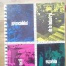 Libros: POTENCIALIDAD DE LA INDUSTRIA TÉXTIL ESPAÑOLA Nº 22 / JOSÉ OROMI / EDICIÓN 1965 / EDICIONES OROMI. Lote 50167300