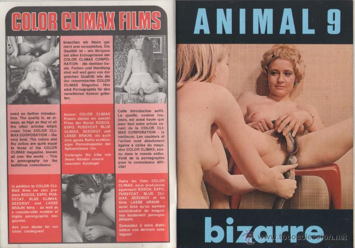 color climax animal