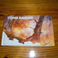 Libros: TOMB RAIDER LIBRO DE FOTOS. Lote 50334815