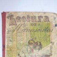 Libros: LECTURA DE MANUSCRITOS SATURNINO CALLEJA 1888. Lote 50393282