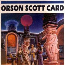 Libros: LA LLAMADA DE LA TIERRA - LA SAGA DEL RETORNO II - ORSON SCOTT CARD - CJ114. Lote 51260639