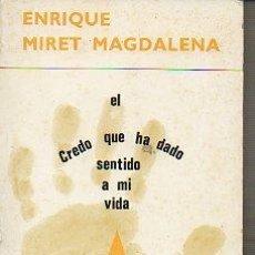 Libros: CATOLICISMO PARA MAANA.. Lote 51303850