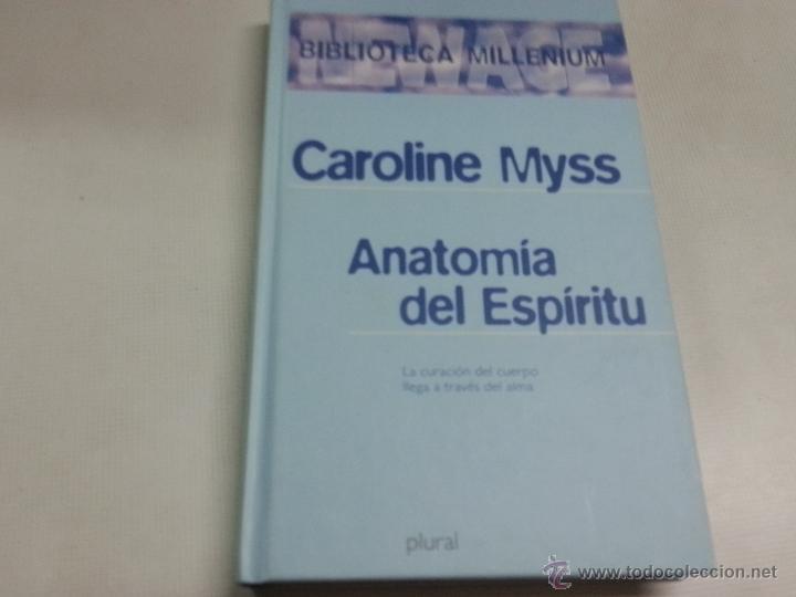 biblioteca milleniu,-caroline myss-anatomia del - Comprar Libros sin ...