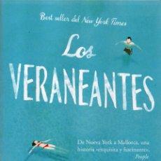 Libros: LOS VERANEANTES DE EMMA STRAUB - EDICIONES B, 2015. Lote 51623226
